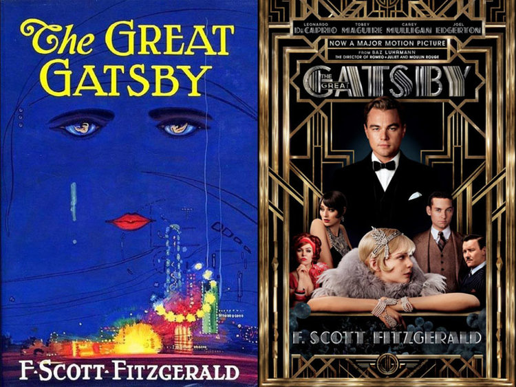 Best Books for Men: The Great Gatsby