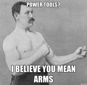 manly power tools